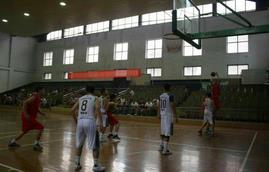 枣庄全民健身运动会篮球比赛落下战幕