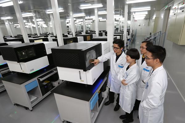 青岛西海岸新区成全国首个新生儿孕妇基因检测过百万城区