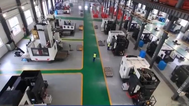 """【加快新旧动能转换】东营:""""触网""""提升传统产业竞争力"""