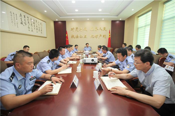 潍坊滨海公安分局以信息化助推科技强警之路