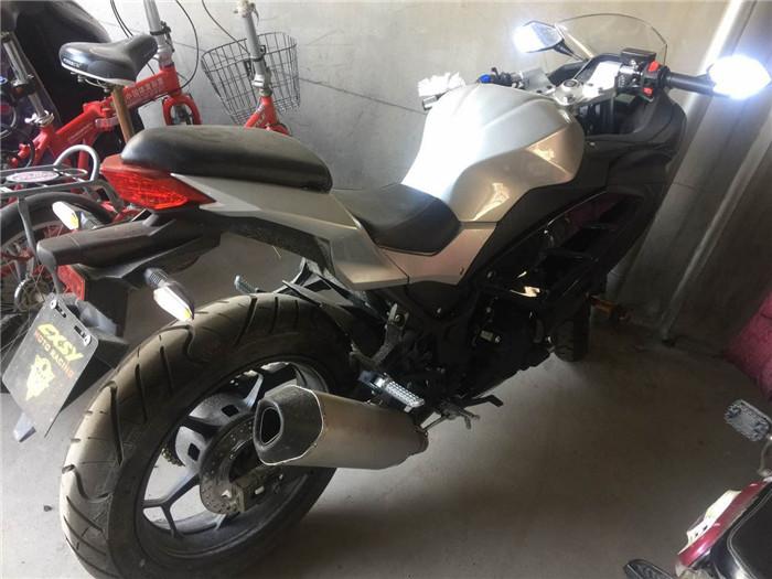 潍坊寒亭警方10小时破获一系列盗窃摩托车案