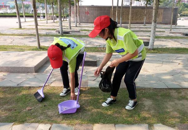 """临沂广泛开展""""志愿沂蒙-清洁家园""""志愿服务活动"""
