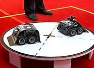 80秒丨看2017德州中小学生机器人创客邀请赛精彩对抗瞬间