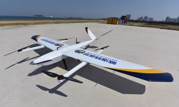 """威海""""90后""""团队自主研发警用无人机 还拿了全国大奖"""