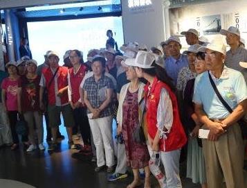 """暖心父亲节""""助老养老 滨海同行""""公益活动在潍坊举行"""