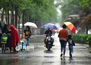 海丽气象吧丨济南今晚到明天白天有雷雨天+8级大阵风