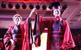 茌平:留学生带回洋女婿 穿汉服举办汉唐婚礼