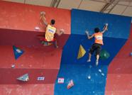 第十三届全运会攀岩入围赛本周末将在泰安开幕