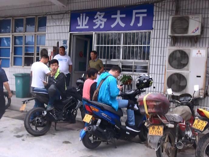 济南黑户二三轮摩托车加油难 快给爱车去挂牌