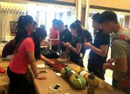 全国运动员抵达泰安 6月25日激战攀岩赛场!