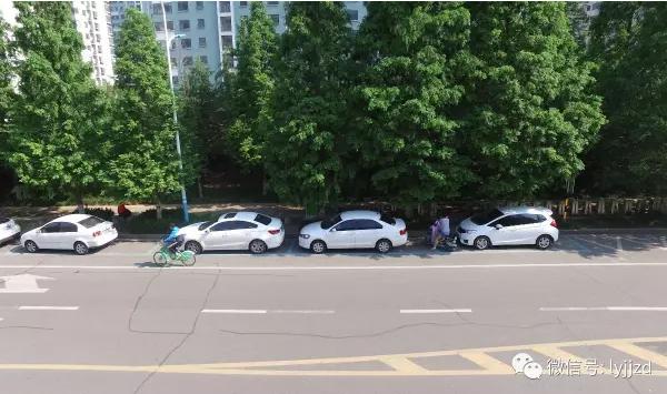 12600个免费停车位 临沂交警已施划完毕