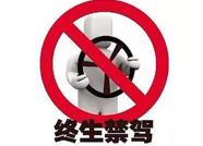 滨州交警公布5名终生禁驾驾驶员名单 附案情回顾