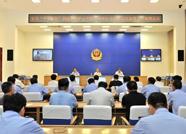 """滨州召开""""平安医院""""创建工作会议 严厉打击涉医违法犯罪"""