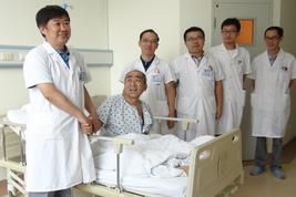 厉害了我的医生!省立医院多科室协作又完成一台高难度手术  系世界首例