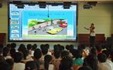 聊城公交开展安全文明进校园活动