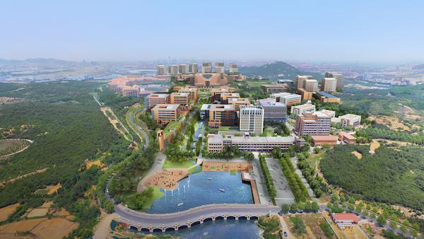 重磅!青岛理工大学主校区2020年全面转移至青岛西海岸新区