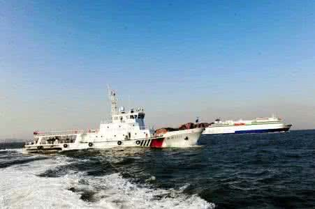 上半年山东海上运输客货双增 成功救助342人