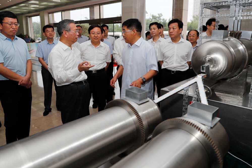 刘家义在东营调研:坚定践行新发展理念 更好满足人民群众美好生活新期盼