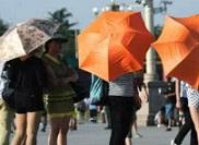 海丽气象吧丨高温黄色预警!明天起济南将持续7天出现35℃以上高温天
