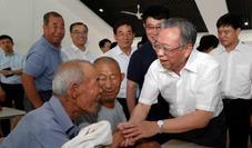 刘家义在滨州调研时强调坚持以人民为中心的发展思想让人民群众拥有更多获得感幸福感