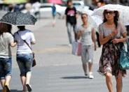 海丽气象吧丨最强高温袭11省区 山东局地最高温或达40℃