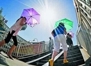 海丽气象吧丨昨天山东超66个县市超过35℃高温线 最高气温为临淄40℃