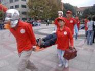 日照消防支队发布消防志愿者品牌及相关文化产品