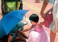 滨州:高温天气来袭如果预防中暑 医生来支招
