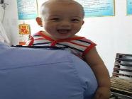 6月大男婴被遗弃目前暂留五莲县救助站 父母仍未找到