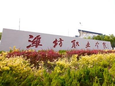 """潍坊职业学院入选全国高等职业院校""""双50强"""""""