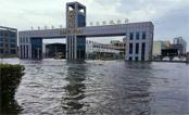 临沂48小时降水量约21亿多立方 167座小型水库溢洪