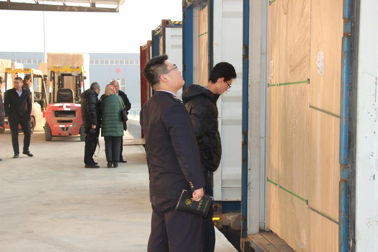 上半年临沂检验检疫出入境货物近5万批 涨幅大幅提高
