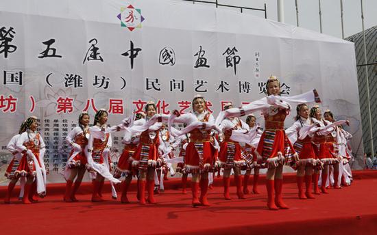 潍坊市上半年办展43次 会展成交额达161亿元