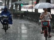 海丽气象吧丨济南发布雷电黄色预警!强降雨已到平阴 向东北方向移动
