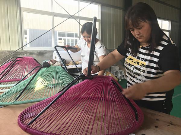 牡丹区李村镇:扶贫+就业双轮驱动跑出脱贫加速度