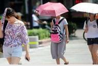 海丽气象吧丨山东发布高温黄色预警 未来三天最热37℃
