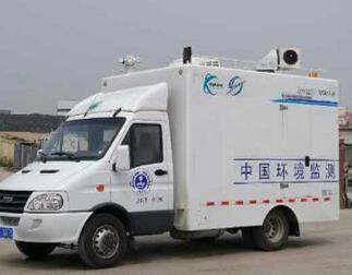 """青岛启用环境空气监测""""高手"""" 给大气污染物做""""CT"""""""