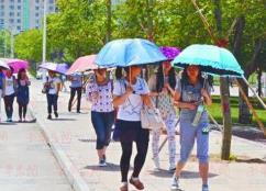 海丽气象吧丨日照发布高温黄色预警 21-25日局地超37℃