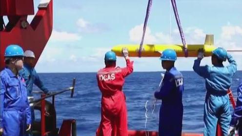 """""""科学号""""科考船起航赴南海执行第二航段科考任务"""
