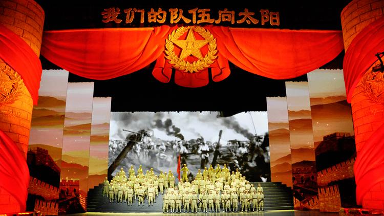【我们的队伍向太阳】山东将举行庆祝建军90周年文艺演出