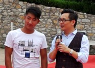 临沂单身青年旅行交友会在沂水彩虹谷举行 大牌主持人现场互动