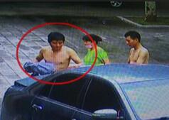 淄博:祖孙两人落水 空调工下水救人