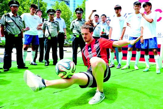 两大足球赛事落户淄博 业余联赛大区赛球票免费领