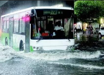 海丽气象吧丨青岛解除暴雨红色预警 大部地区仍有雷雨或阵雨