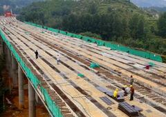 前7月山东完成交通基础设施建设投资474.6亿元