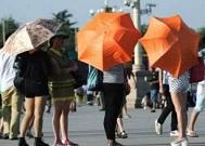 海丽气象吧丨高温黄色预警!济南最高温达34℃ 湿度达88%