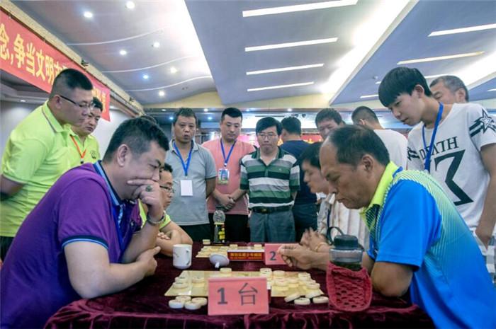 山东省第九届万人象棋(潍坊赛区)比赛圆满举行