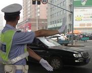 济南新增不按规定使用远光灯抓拍电警 违者记1分罚100元
