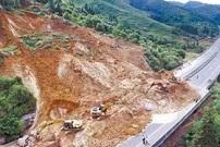 九寨沟震区局地大雨 震后土质松动需防范降雨诱发滑坡等灾害
