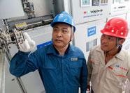 无棣县供电公司开展红外测温加强设备跟踪监测